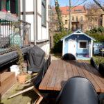 Hyggelig wohnen in Leutzsch (Foto: Regina Katzer)