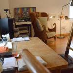 Wohnzimmerlesung in der Meyerschen Villa (Foto: Regina Katzer)