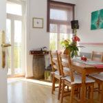 Hausbesuch bei Benimm-Expertin Frauke Weigand und ihrem Mann (Foto: Regina Katzer)