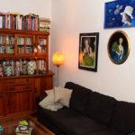 Hausbesuch bei Werner David (Foto: Regina Katzer)
